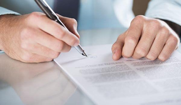 Binding Agreements